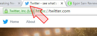 That's how Twitter favicon looks like