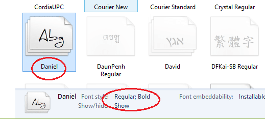 mac how to find fonts on your system