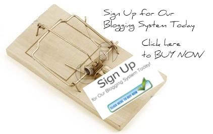 Empower Network login page a trap