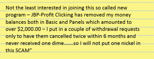 AdClick Xpress login testimonial 3