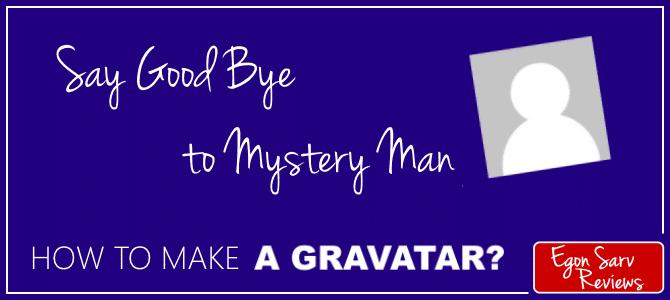 How to Make a Gravatar?