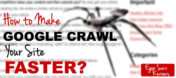 How to Make Google Crawl Your Site Faster? The Secret of Fetch as Google