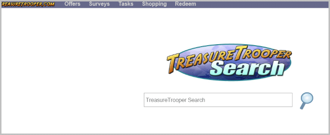 Treasure Trooper allows you to earn by searching