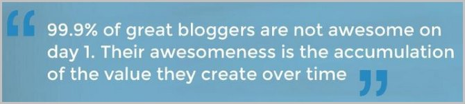 What Darren Rowse says about great bloggers