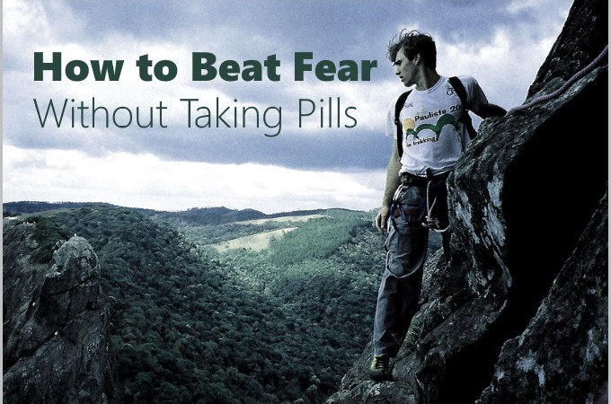 How to Overcome Fear of Writing Without Pills