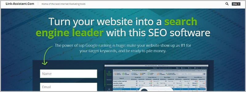 SEO powersuite to boost your site's web popluarity