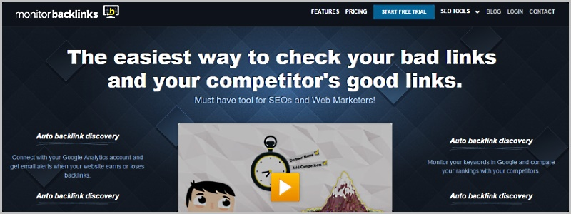 Monitor backlinks - track your backlinks for good SEO rankings
