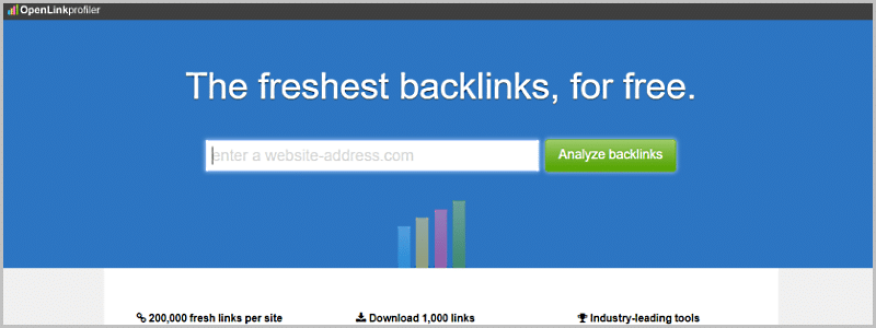 Get an in-depth analysis of backlinks