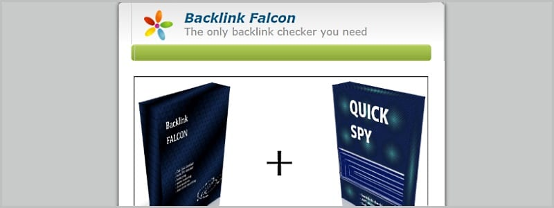 super fast backlink checker.