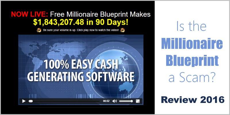 Is The Millionaire Blueprint a Scam? Review 2016