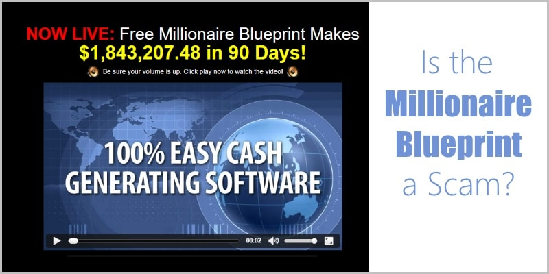 What Is the Millionaire Blueprint Scam – It's Not What You Expect. See Why.