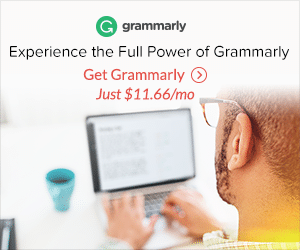 Grammarly gives you full writing power