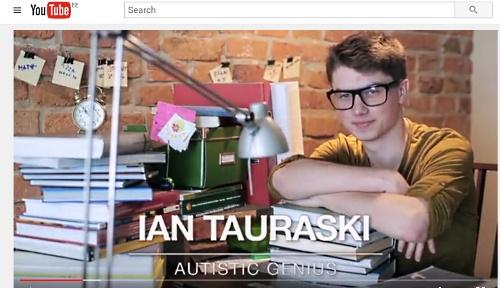 Fiction character Ian Tauraski