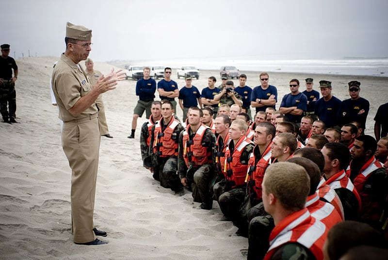 Navy SEAL instructor quotes