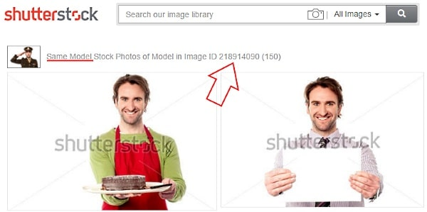 Photo model from shutterstock used in Profits Unlimited testimonials