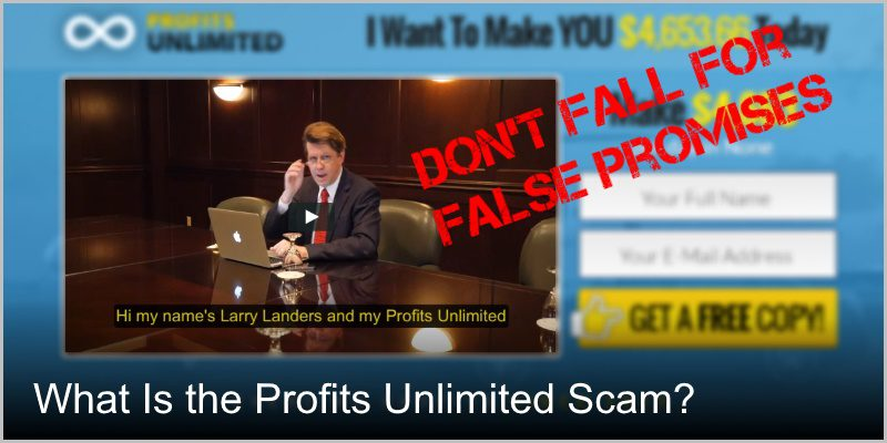 What Is The Profits Unlimited Scam? Don't Fall for False Promises