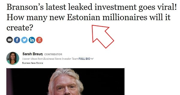 This article targets Estonians