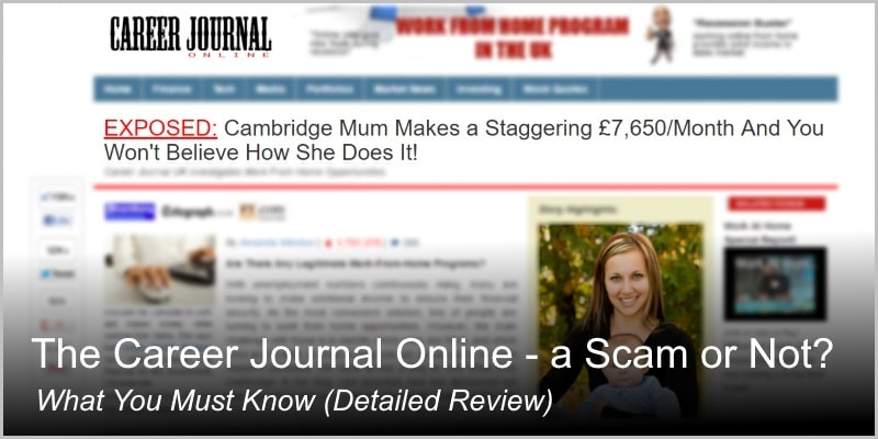 The Career Journal Online – Scam or Not? What You Must Know