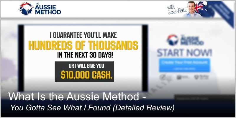 What Is the Aussie Method – You Gotta See What I Found
