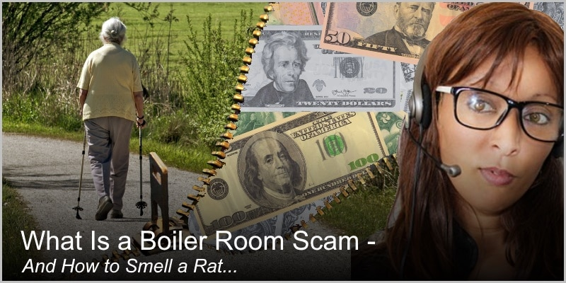 What Is a Boiler Room Scam – And How to Smell a Rat