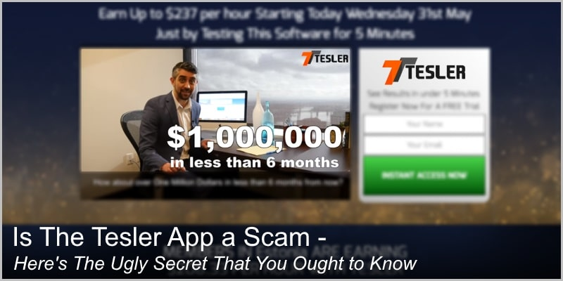 Is The Tesler App a Scam – Here's The Ugly Secret That You Ought to Know