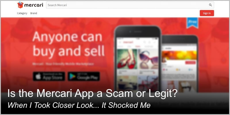 af2d1f1df6e Is the Mercari App a Scam - When I Took Closer Look... It Shocked Me