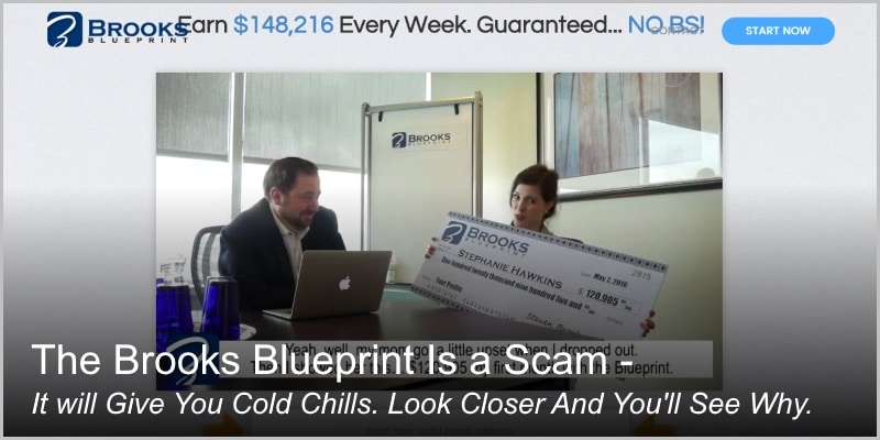 The Brooks Blueprint Is a Scam – It will Give You Cold Chills. See Why.
