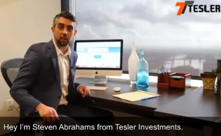 Steven Abrahams, CEO of Tesler Investment