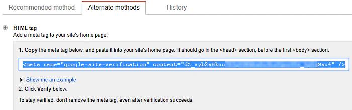 How to Enter a Verification Code