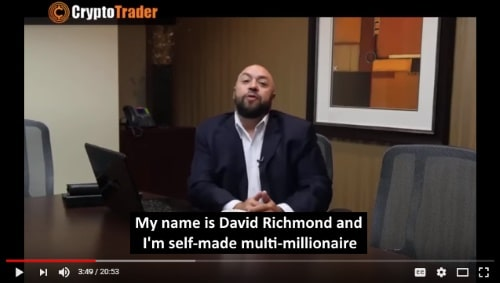 My name is David Richmond and I am self-made multi-millionaire
