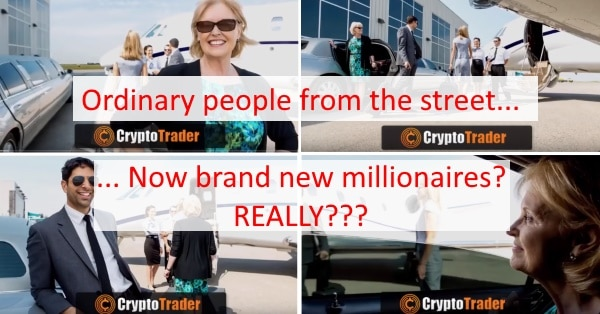 43 random people turned into millionaires