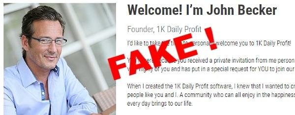 Fake John Becker