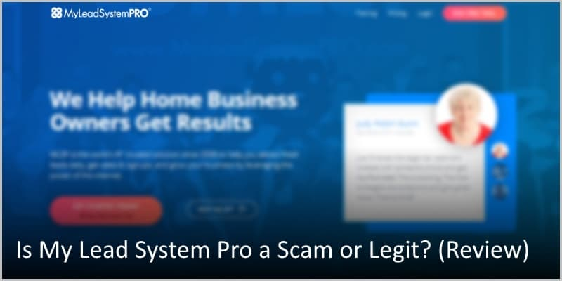 What is My Lead System Pro About – There's Stench In the Air. See Why