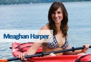 The photo of alleged Meagan Harper