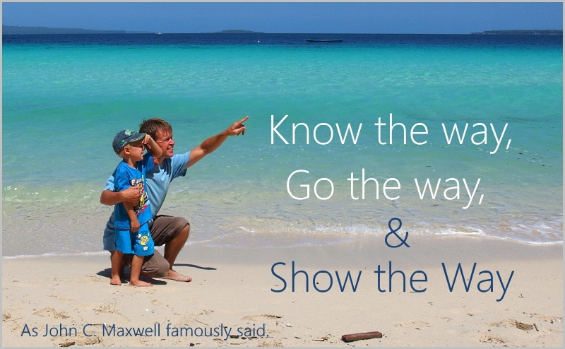 About Egon Sarv - Know the way, go the way, show the way - John C. Maxwell